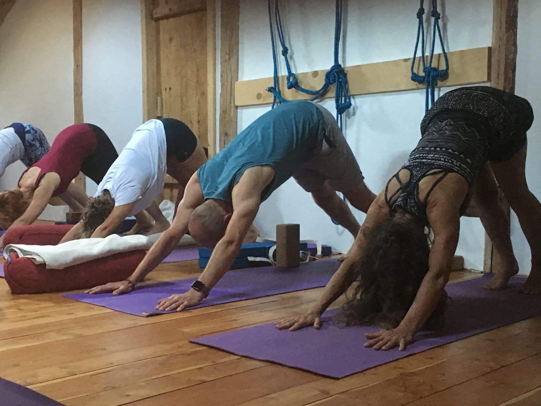 iyengar yoga tring