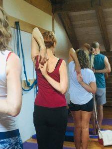 transformative iyengar yoga