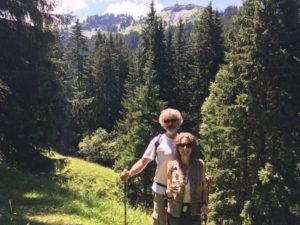 yoga and hiking retreats