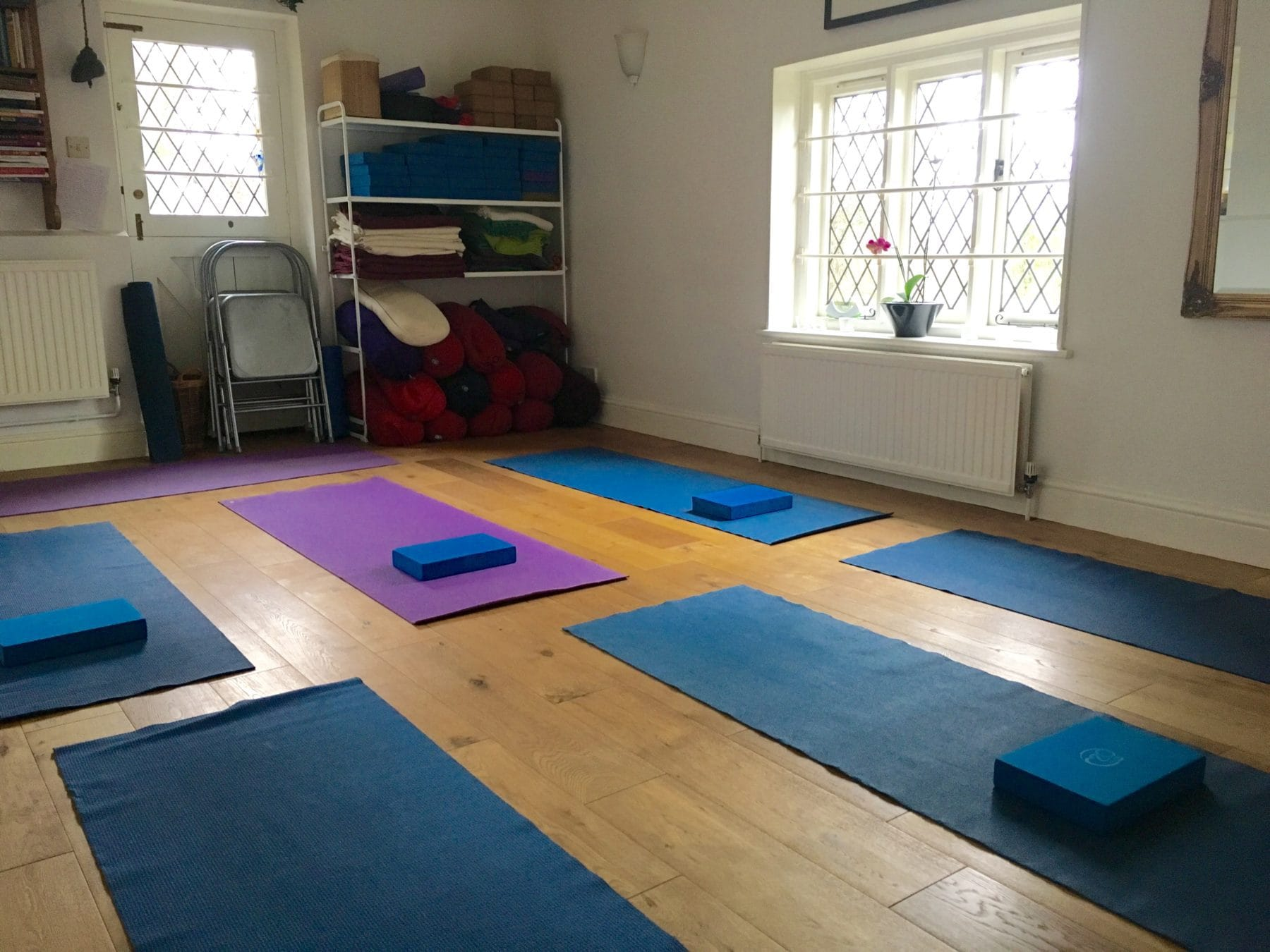 wood yoga berkhamsted studio