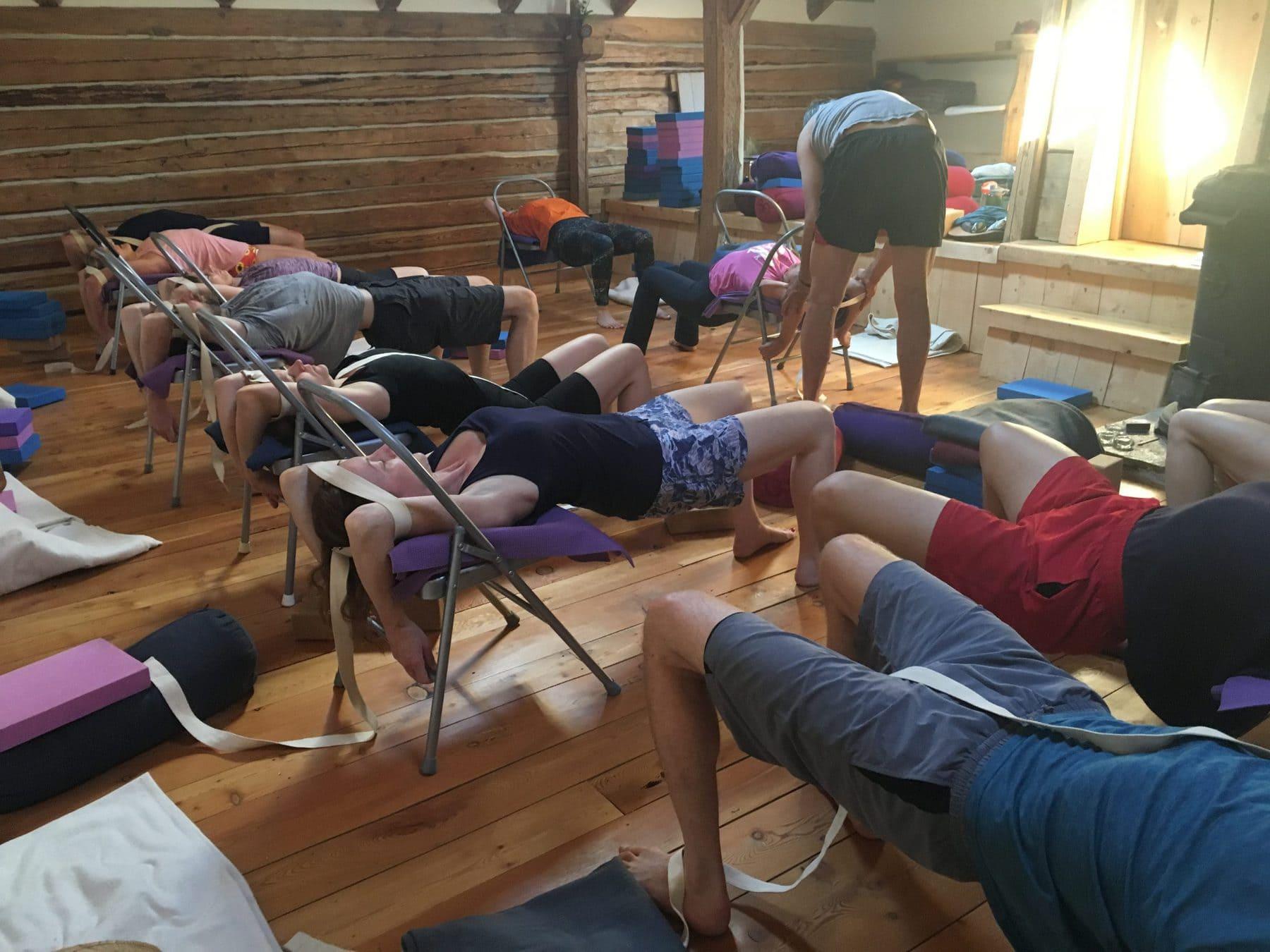 iyengar yoga hertfordshire
